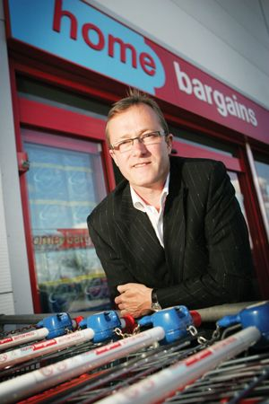 Record Results For Home Bargains