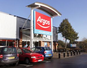Argos expands into China