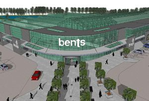 Bents gets go-ahead for £10m development