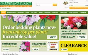 Gardening Direct could be sold off, as Flying Brands remains in talks to sell some of its operations