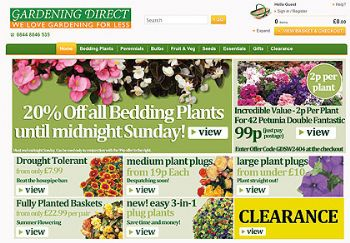 Flying Brands confirms plans to sell Gardening Direct