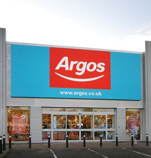Argos initiates review of business