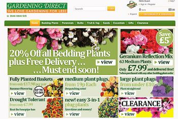 Flying Brands said it would provide an update on the sale of Gardening Direct