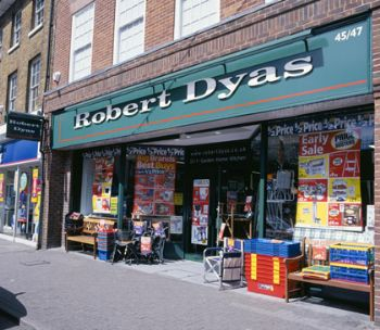 Wilkinson pulls out of Robert Dyas bid