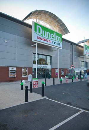 Dunelm Mill reports 'exceptional growth' due to wet weather