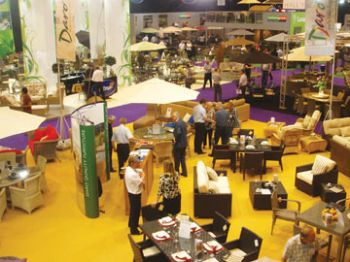 Space at the Telford International Centre has always been tight for Solex exhibitors