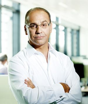 Theo Paphitis looks set to buy Dyas