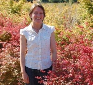 Helen Richardson will lead the Tree and Hedging Group