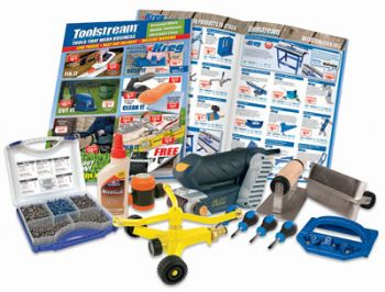 Win Toolpoints with Toolstream this summer