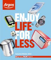 Argos' new catalogue offers 1,000 products from Habitat