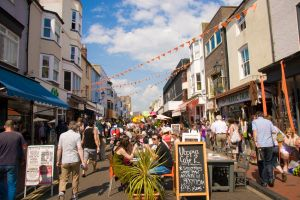 Brighton is one of 15 cities and towns picked from hundreds of applicants