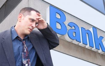 Small business owners are suffering from reduced credit facilities from banks