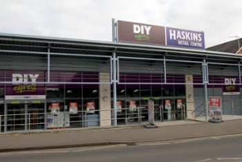 Screwfix said the small store format was intended to fill a gap in the DIY convenience market