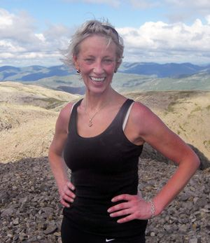 Kelkay's Deb Dugher climbed five peaks in five nations in just 55 hours for Help for Heroes