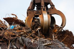 Nuclear material can remain in metal scrap recycled for consumer goods