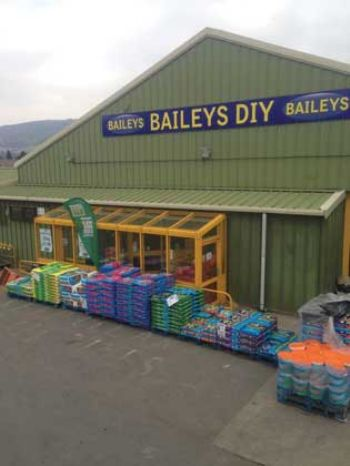 New Baileys DIY store born from ashes of old