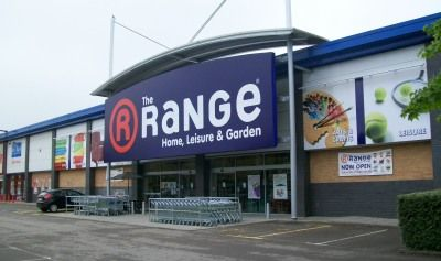 the range confirms new store in st austell. Black Bedroom Furniture Sets. Home Design Ideas