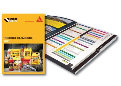 Bumper catalogue brings Everbuild and Sika together