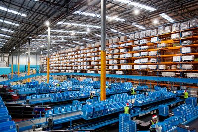 Argos sells distribution centre for £75m