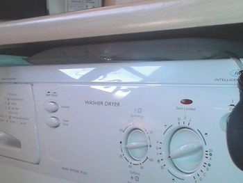 Stabilise your washing machine with Steady Spin