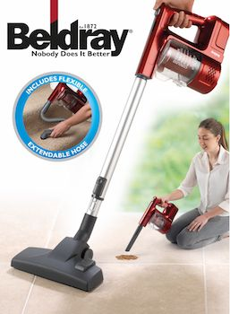Beldray's simple way to clean homes