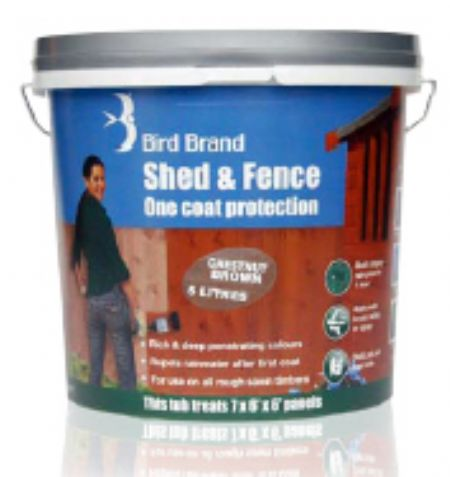 Shed & Fence One Coat Protection