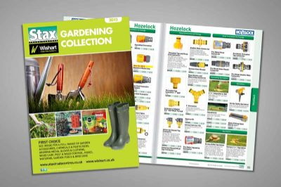 Stax & Wishart launch joint 2012 Garden Collection