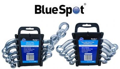 BlueSpot Tools extends fantastic spanner range
