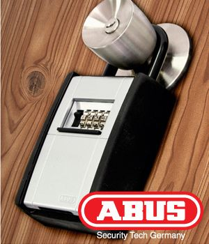 ABUS Expand Their Combination Key Safe Range