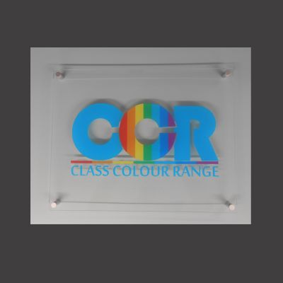 Direct Printed Acrylic Signage