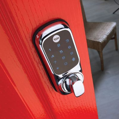 New Digital Door Lock from Yale Offers Higher Value Sales Opportunities