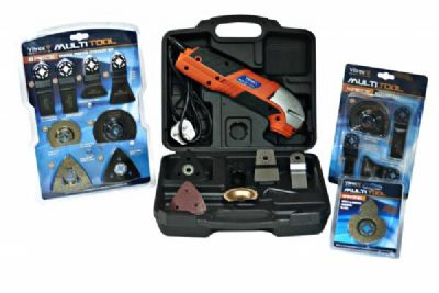 Vitrex 250W Multi-Tool & Accessory Packs