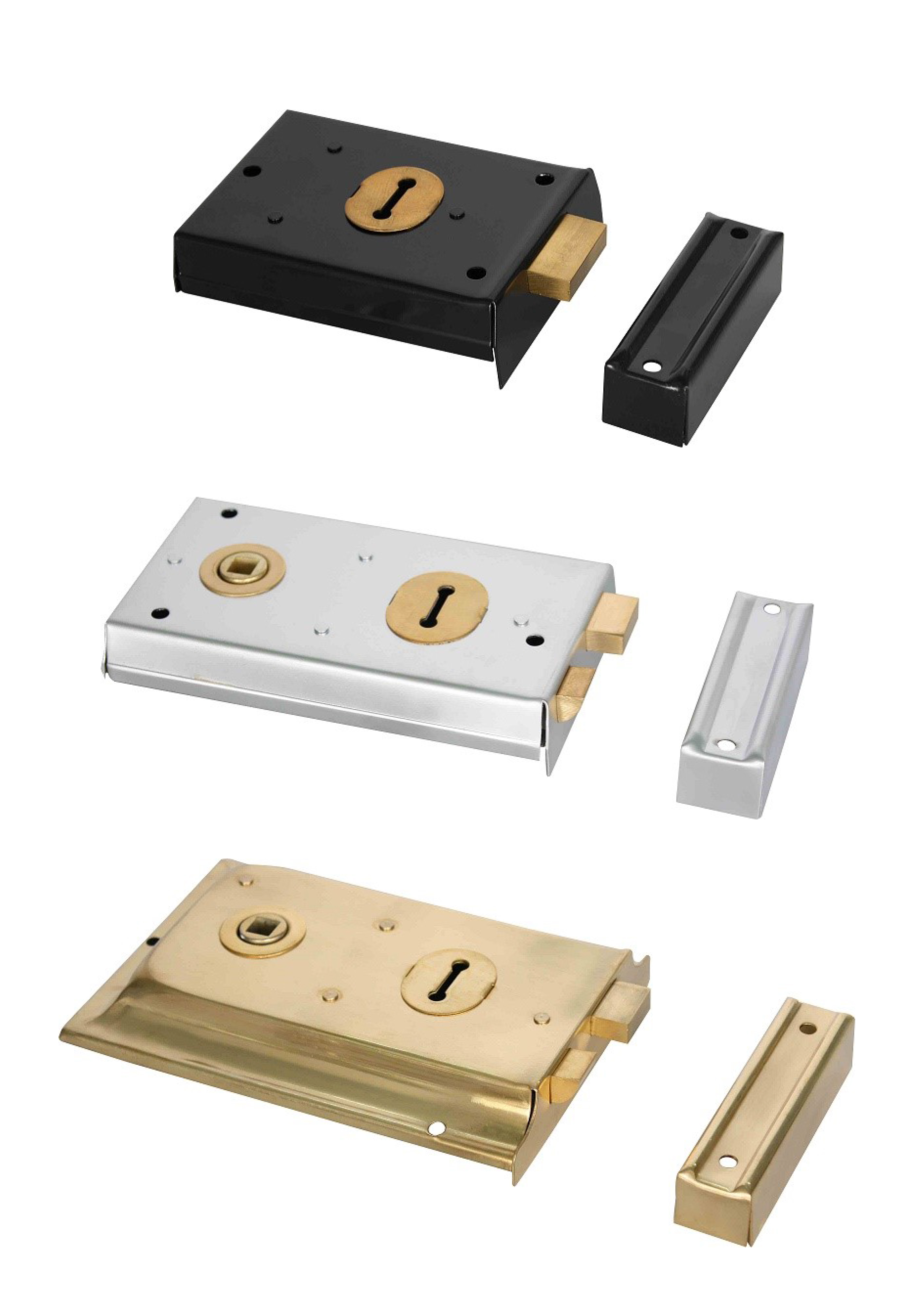 A range of locks from Moneta International