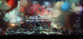 The John Lewis & Partners rebranding is marked by an iconic new TV advert featuring school children singing Bohemiam Rhapsody