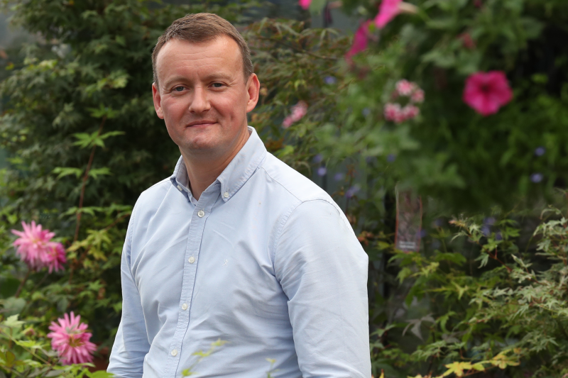 Graeme Jenkins has assumed the role of Dobbies CEO