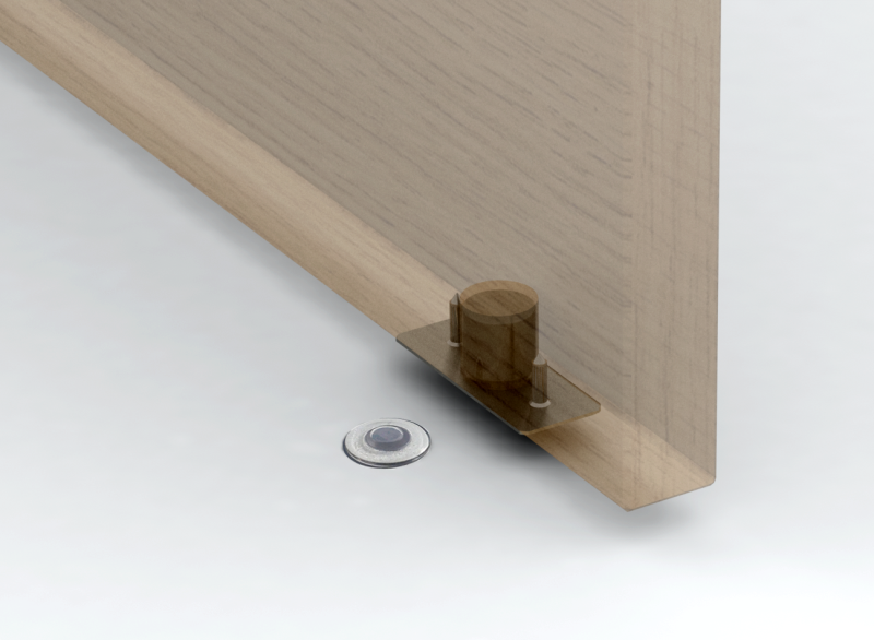 Fantom Hardware products, including its award-winning doorstop, will now be supplied in the UK via TIM Co