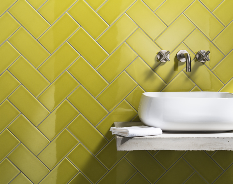 The technology will help enhance the production of ceramic wall tiles