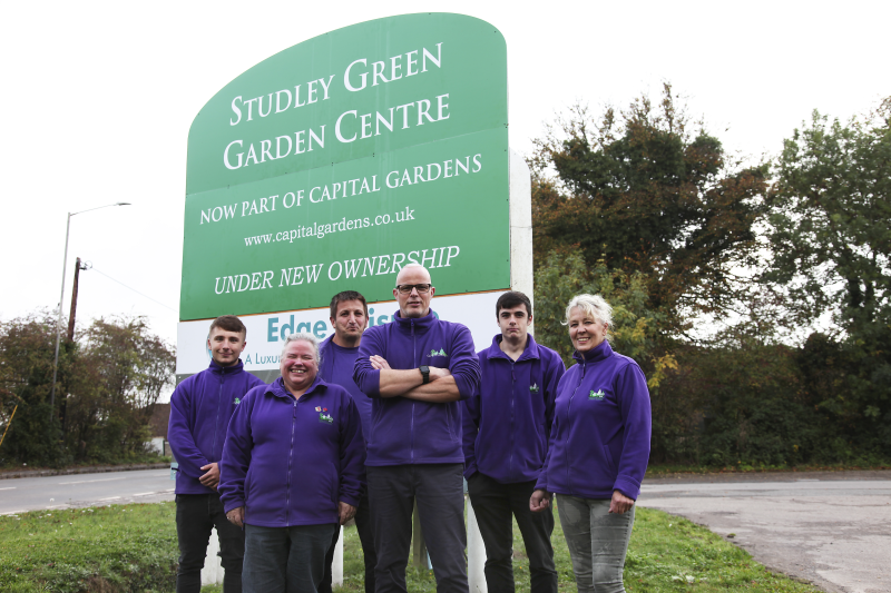 Studley Green Garden Centre will be supporting Four Paws as its charity of the year