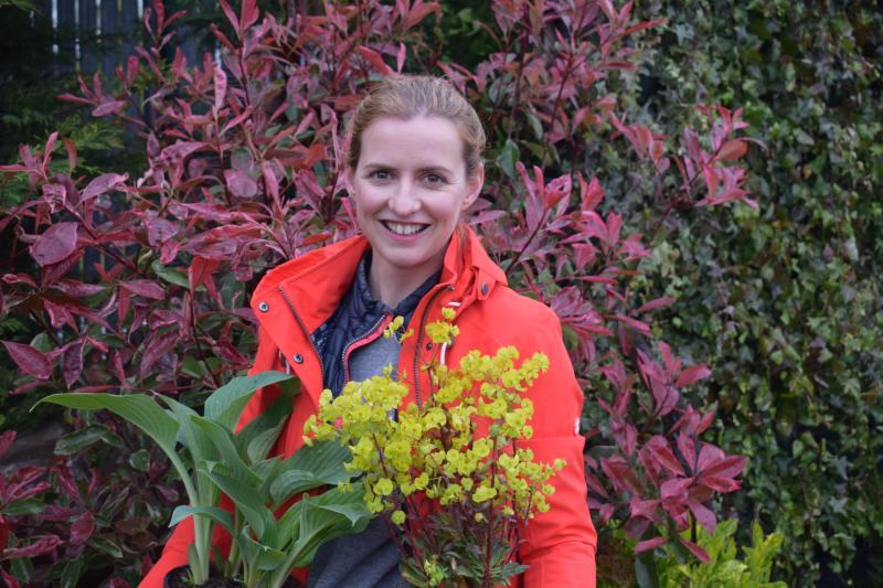 Tv Gardener To Open New Look Garden At Tong Garden Centre