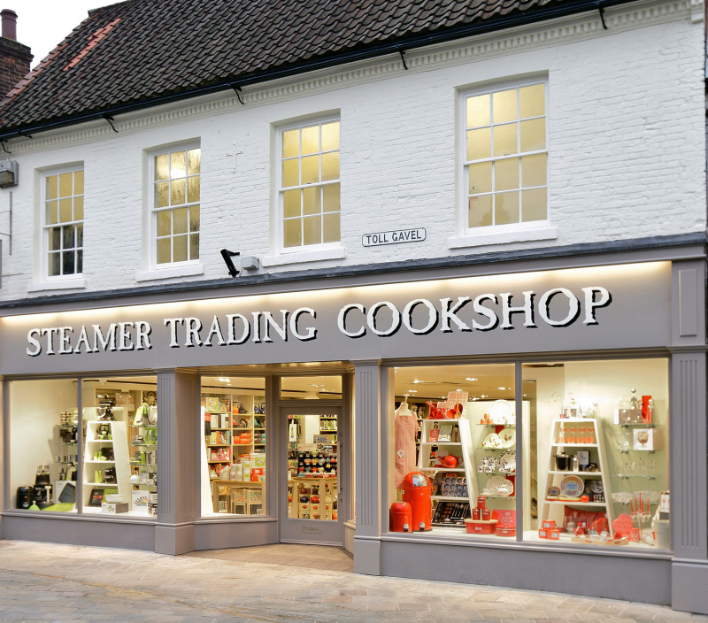 Steamer Trading in Beverley is one of eight stores set to close this July, whilst the remaining 13 will be re-branded as ProCook branches