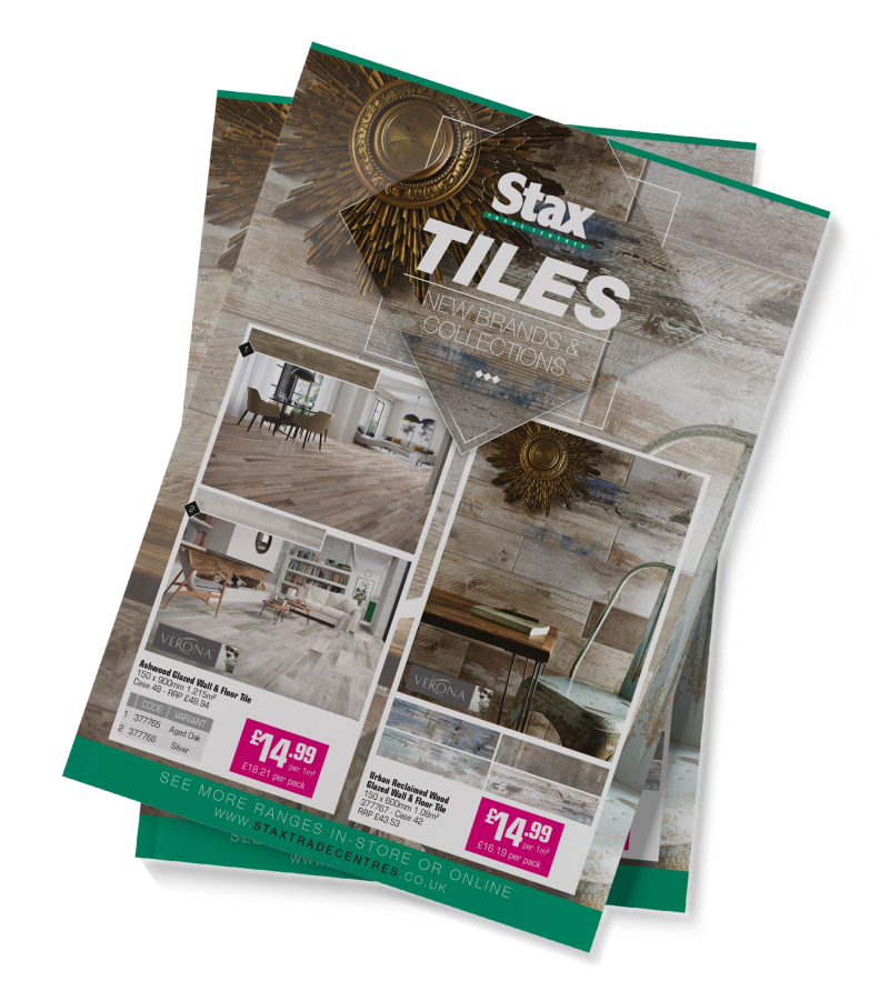 Stax Expands Wall And Floor Tile Offer