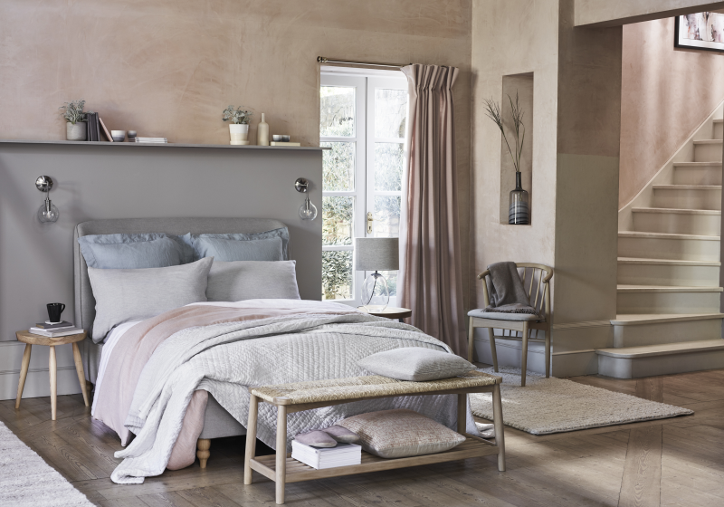 As temperatures soar, John Lewis has seen demand for temperature balancing and linen bedding, with sales jumping 76% and 82% respectively