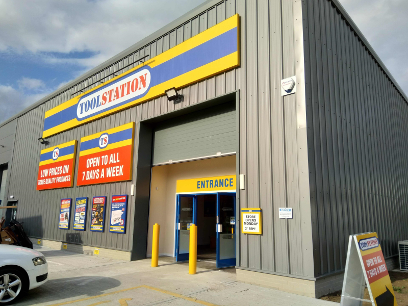 Toolstation Malton is one of seven branches to open this month