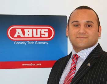 Abus expands its sales team