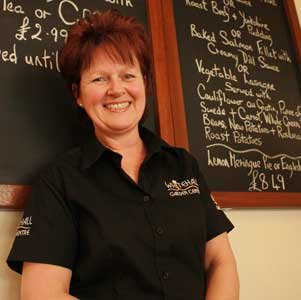 Whitehall appoints new restaurant manager