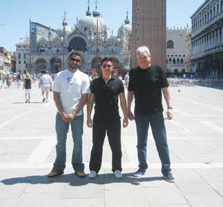 Tile Depot staff win trip to Italy