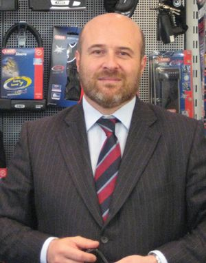 Abus gains new European account director