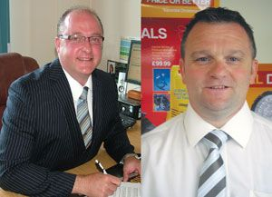 Two appointments at Toolbank