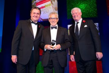 Bents boss receives lifetime achievement award