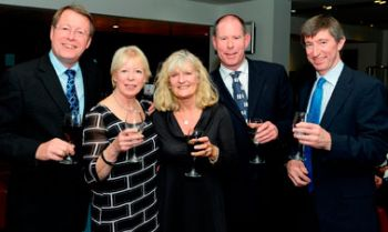 Industry bids farewell to Gillie Westwood